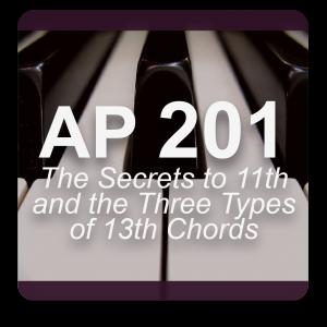 AP 201: Next Level Chords USB Course Set (Includes Online Access)