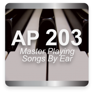 AP 203: Mastering Transcribing Songs By Ear DVD Course Set (Includes Online Access)