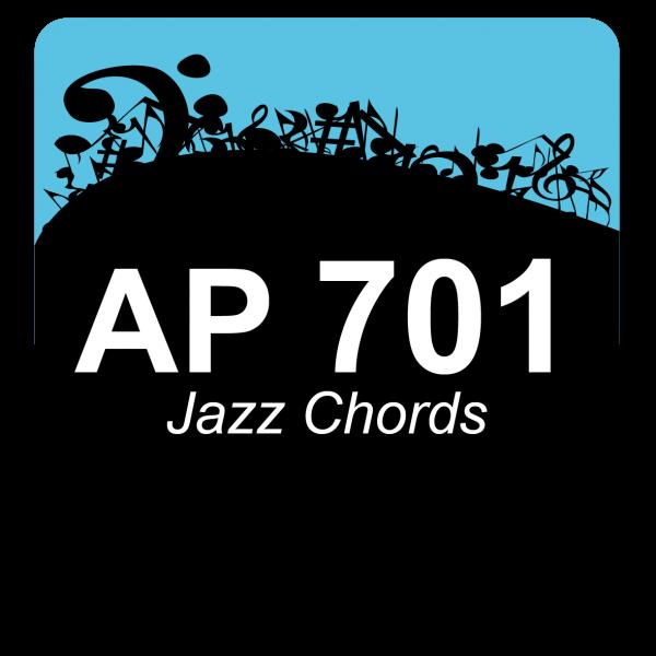 AP 701: Jazz Gospel Chords