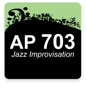 AP 703: Gospel Jazz Improvisation