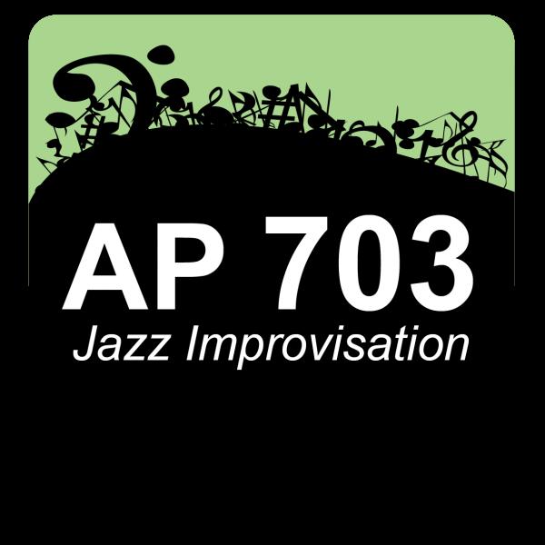 AP 703: Gospel Jazz Improvisation