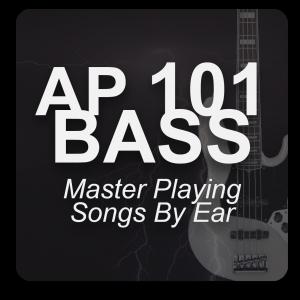 AP 101 BASS: A Crash Course in Bass Guitar USB Course Set (Includes Online Access)