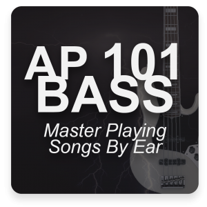 AP 101 BASS: A Crash Course in Bass Guitar DVD Course Set (Includes Online Access)