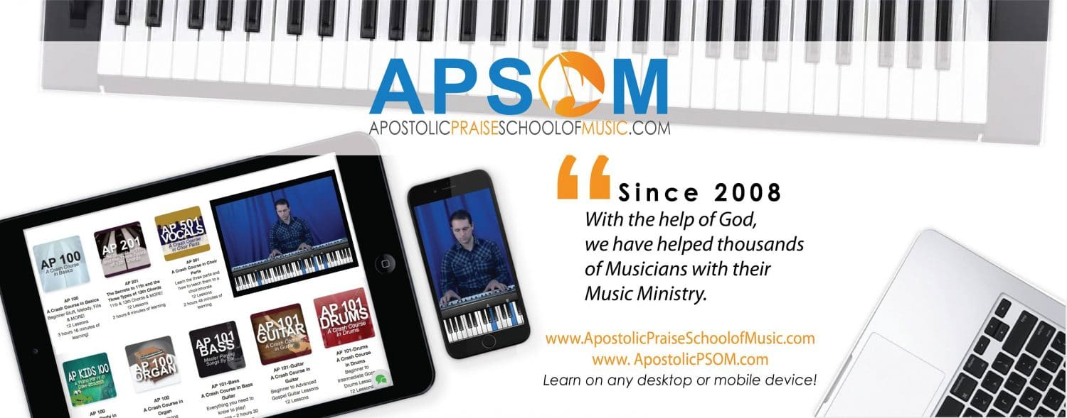 Apostolic Praise School of Music